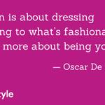 Remembering Oscar De La Renta: 5 decades of style http://t.co/HVbMWEQ4FR #RIPOscarDeLaRenta by @trendyjenny http://t.co/qRTx4ggtMU
