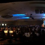 RT @GovPenceIN: Over 800 attendees for the 2nd annual @INGovConf for Women, honored to kickoff this years event #INGC14 http://t.co/40wdeENa5I