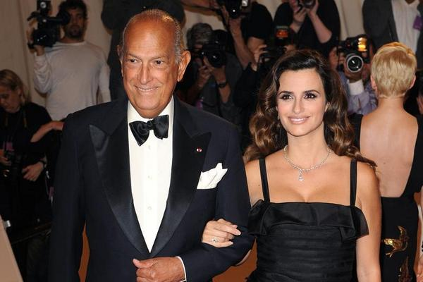 Remembering Oscar de la Renta: Hollywood pays tribute to the late fashion legend.