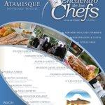 Cuarto Encuentro de los Chefs en @AtamisqueTurism en Valle de Uco #Mendoza #Argentina >http://t.co/F4SD0GE3pe http://t.co/N05kY6k5Qv