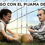 RT @ForreMarti: Rajoy, el amigo de los pijama de rayas El juez Ruz imputa al exministro Ángel Acebes http://t.co/3ODluQeBdw http://t.co/qYR51r4t7f
