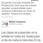 RT @HumorCampeche: @HumorCampeche informa @jangelcolorado @CarballoSams @TiemposNoticias @UacAvanza @1gerardosanchez @TelesurCampeche http://t.co/zQOu6nAfIN