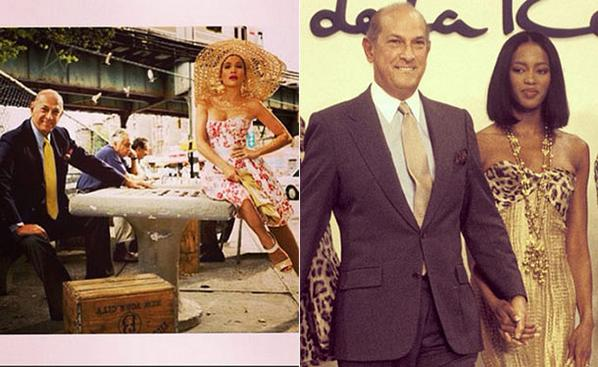 ICYMI: Touching tributes poured in yesterday for Oscar de la Renta