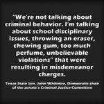 RT @MtthwRose: Why are school kids getting arrested? http://t.co/qXKRFEgiYY via @WSJ http://t.co/S9PvHKIgeQ