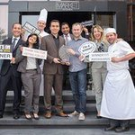 First of many accolades for @MarketKitchenAD Well Done Team! Whats On Abu Dhabi Awards #AbuDhabi @RoyalMeridienAD http://t.co/76VC6DUzwa