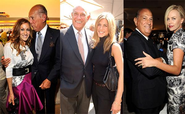 See the close friends Oscar de la Renta made in his lifetime: