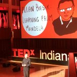 @TheISIND Thank for bringing the amazing #AllanBoesak to @TEDxIND #itisinyourhands http://t.co/FPq8Sg7Fxn