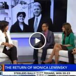 "#WayToGo @DrJeffGardere @ralphieaversa & I agree ""good for Monica"" @SukanyaNYC @wpix @MonicaLewinsky http://t.co/zwOoBmN7aY"