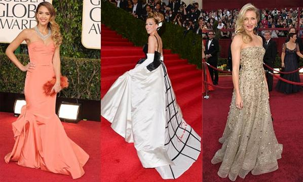 Check out our gallery of all the stars who Oscar de la Renta has dressed
