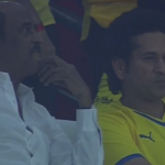 RT @OnlyKollywood: #Rajinikanth and @sachin_rt spotted sitting together at @ChennaiyinFCs match against Kerala Blasters in Chennai! http://t.co/LNw6Calndw