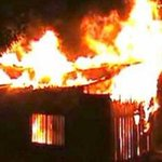 Fire breaks out in a cracker market in #Faridabad http://t.co/fObCrRvf6Q