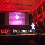 RT @Jefftspencer: Wisdom is our personal navigation system and allows us to see more complexity @Jfsuarez @TEDxIND #TedxIND http://t.co/RzK8PY8W6k