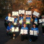 Access PEI Chtown were looking spiffy at @PEIMarathon with the go!PEI Lets Walk Challenge! Great job guys. @InfoPEI http://t.co/jbLjrHcHZA