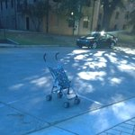 RT @FunyonGang: .@LSUParking Good job! You towed the baby but forgot the stroller. #lsu #lsuttv http://t.co/6MAdBYojAY
