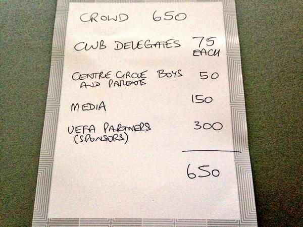 And apparently this is your attendance for CSKA vs Man City tonight. All going to be a bit weird. http://t.co/FX5HtTuVps