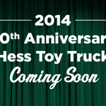 RT @hesstoytruck: Pre-ordered the 2014 50th Anniversary Hess Toy Truck? Tag a friend to pre-order one too! http://t.co/WQBxPIrYGS http://t.co/tLxI37azXj