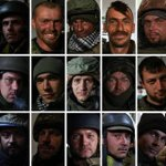 Faces of #Ukraine cyborgs from #Donetskairport. Proud of you, boys! http://t.co/BI70tTuiOb