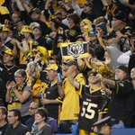 #Ticats fans: big game Saturday in Toronto. Lets fill the dome with black and gold! TIX > http://t.co/t9lhm2EtGV http://t.co/1atBURW91f