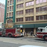 Outside 40 Fountain Street. No power in downtown #providence Not all buildings have alarms sounding. @wpri12 http://t.co/62EDSFd6kQ
