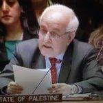 #Palestina reitera en reunión Consejo de Seguridad ONU q es importante trabajar en reconstrucción y levantar bloqueo http://t.co/kiR2VTuyVU