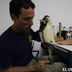 RT @ElUniversal: En la USB fabrican prótesis de rodilla inteligentes http://t.co/AeMni2TnjG http://t.co/9NIFektidH