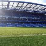 RT @chelseafc: Heres the scene inside Stamford Bridge. Just under 4 hours to go now... #CFC #ChampionsLeague http://t.co/72xp9rrzCw