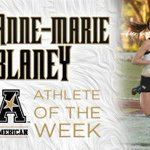 RT @UCF_Track: NEWS: @annemarieblaney earns 7th @American_Conf weekly honor in last two years! http://t.co/nTRCircp7I #ChargeOn http://t.co/MVCcTsYLAz