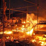 RT @IndianExpress: Fire at cracker market in Faridabad, over 230 shops gutted http://t.co/bvtDoT4igF http://t.co/rHuKYRu7gs