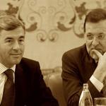 Caja B.Con Acebes imputado ya solo queda Rajoy como único S.G PP que no ha saludado personalmente a Ruz en su juzgado http://t.co/uANrBq5RMe