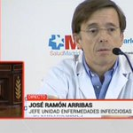 El equipo médico del Carlos III confirma que Teresa Romero ha superado la infección por ébola http://t.co/7RaLml45El http://t.co/JtoqWzkIMq