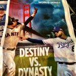 The front page of the @KCStar. Who are you pulling for in the World Series: The Giants or Royals? (h/t @SFGiants) http://t.co/xIrP8Q7QzR