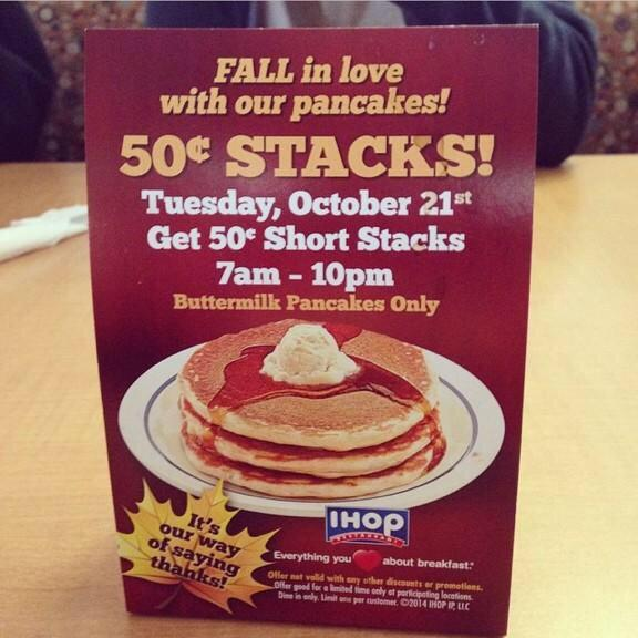 Thank Me Later... @IHOP http://t.co/lwySaOvmbW