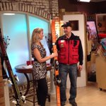 @MelanieKCase is learning all about the #Barrie Ski Swap on #daytime right now! #SkiSwap http://t.co/uBoJa3XTSD