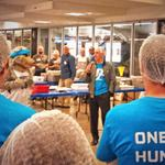 RT @MNTimberwolves: .@wolvespresident kicking off today's #Twolves volunteer event as we prepare to pack 3000 meals for MN #OneHungryPack h…