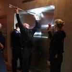 RT @prcotter: RT @ProjoPhoto: @PvdPublicSafety firefighters free 4 from elevator #nopowerinprov @projo photo by Kathy Borchers http://t.co/1D2hkNtugE