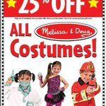 RT @KatyMagazine: Learning Express of Katy is offering 25% off Melissa & Doug costumes! #Halloween #CostumeIdeas http://t.co/XBGoy54f9Z