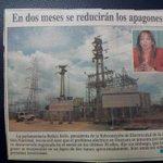 """via @farnaldo11: Noticia del 18 oct. 2008 """"en dos meses se reduciran los apagones"""" @Corpoelecteinfo @1031fmCdGuayana http://t.co/wncVvXobib"""