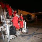 RT @Benficastuff: O desembarque da equipa do Benfica. http://t.co/fA49F8jcHR