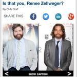 RT @badbanana: I think Renee Zellweger looks great. http://t.co/eLObAM1ADs