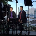 RT @StaceyReadout: .@TheLeadCNN is broadcasting from Jacksonvilles Southbank now ... less than 3 hours away from #FLGovDebate. http://t.co/6nCaKsoUZJ