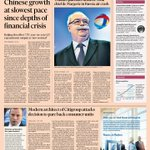 Just published: front page of the Financial Times US edition Wed Oct 22 http://t.co/dOwIaK7XX4