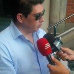 """#DiegoAraujo, vicepresidente del #DeportivoQuito: """" Esperamos el apoyo de la afición este domingo ante #Emelec"""" http://t.co/rfL6Kcyg44"""