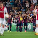 RT @NUnl: Barcelona laat Ajax kansloos in Camp Nou: http://t.co/cfcqYaEuGu http://t.co/j8hDsJJTLJ