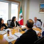 #Querétaro @RLoyolaVera y @AbiArredondo en Comisiones de Hacienda y Gobernación @QroMunicipio http://t.co/SB6i9zAoxT