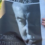 RT @han_francisco: Severe newsprint-all-over-the-face warning for #melbourne today @theage #gough #weather http://t.co/avCPYdF3mf