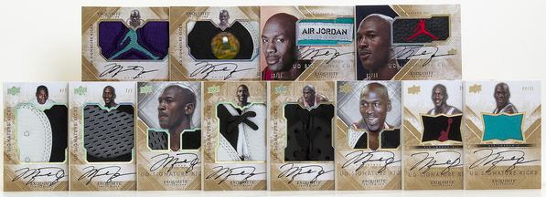 There will be a STUNNING array of Michael #Jordan autograph content in the Signature Kicks set! @SoleCollector #MJ http://t.co/KadFzCfEEd