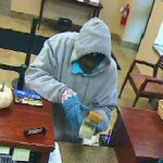 Police are searching for this suspect who robbed the Summit Federal Credit Union on 2315 E. Main. this morning. #ROC http://t.co/wGYBVZL743