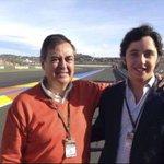 RT @germax33: Francisco Nicolás Gómez Iglesias, el pequeño Nicolás tambien se coló en un GP Valencia d MotoGP con un pase VIP ORO http://t.co/fzQ2fGi2B4