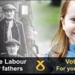 Hey Scotland : Dont vote labour for your fathers.. Vote #SNP for your children #GE2015 #the45 #indyref2 #indyscot http://t.co/lmieRS6Viq