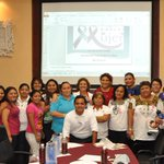 RT @SEDESORE: Personal femenino de la #SEDESORE recibió plática de @SaludCampeche sobre la prevención de cáncer de mama http://t.co/kRIOSan2dR